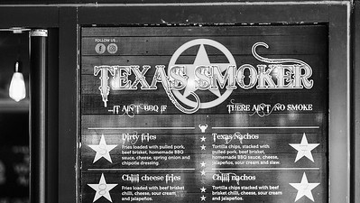 Texas Smoker - April 2019