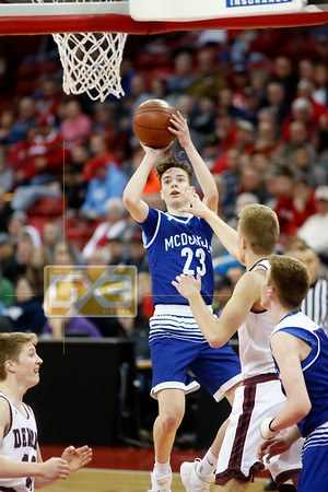 D5 StateS - Deerfield vs McDonell BBB1718