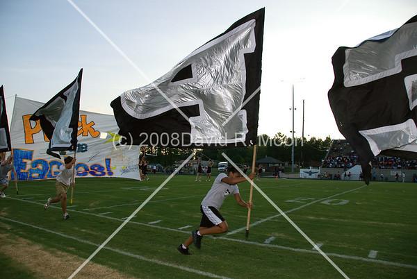 2008 Sept 12 - East Paulding vs South Cobb