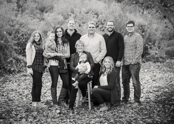 Shepherd Family 2014