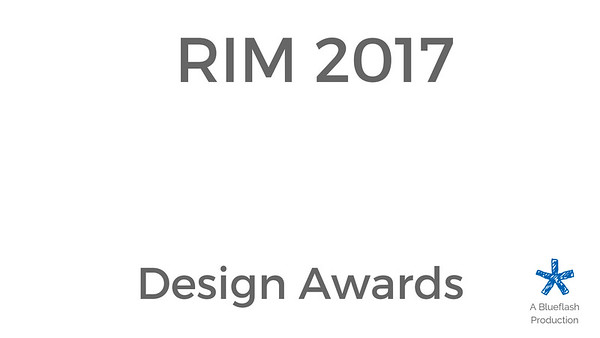 RI Monthly Design Awards 2017