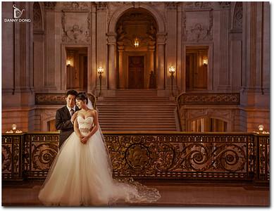 Amanda & Hai Wedding
