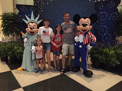 Disney World 2016 - Jul