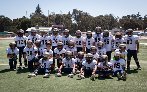 Elk Grove PeeWee vs Franklin 2018