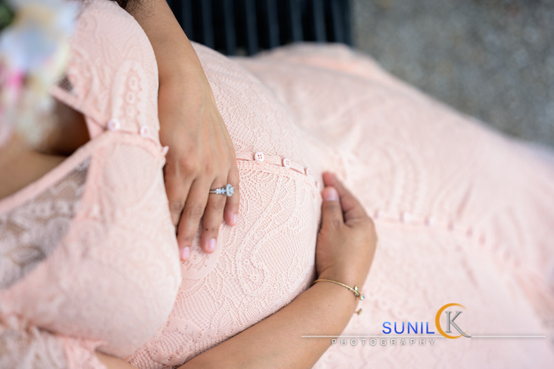 Trisha & Shiv Maternity Shoot