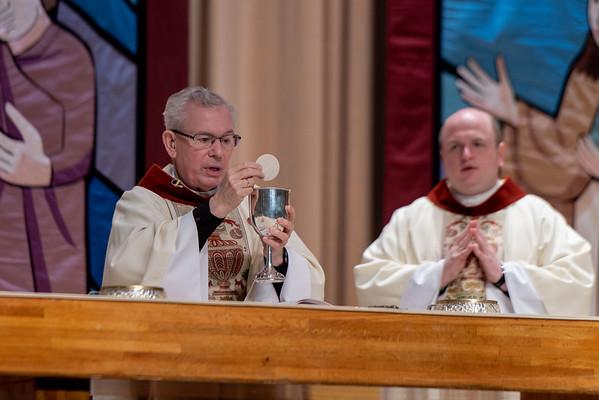 Senior Communion Breakfast - April 18, 2021