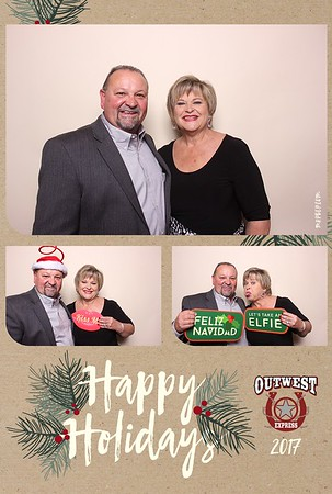 Outwest Express Holiday Party