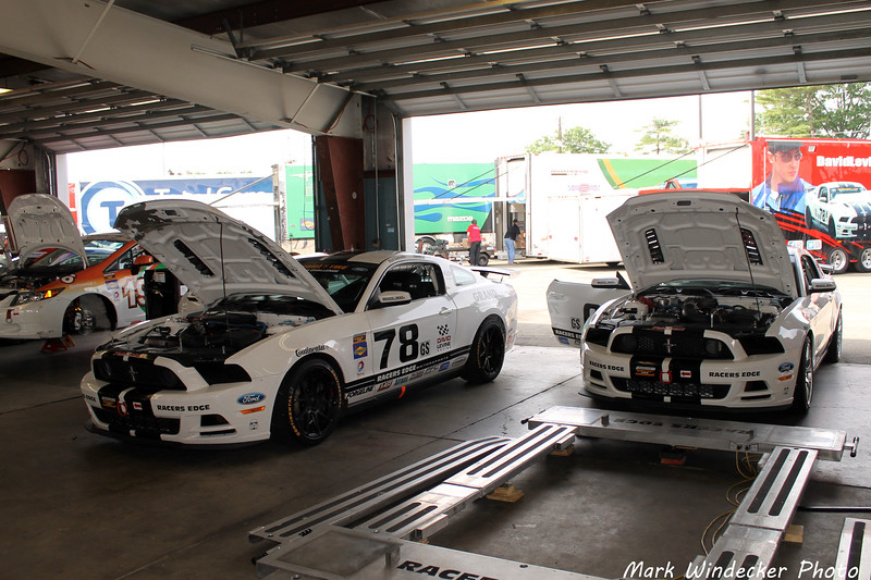 GS-Racers Edge Motorsports-Mustang Boss 302R GT