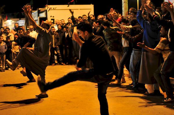 Kishik Dance, Benghazi