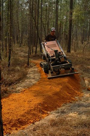 2 March 2011 Trail Dynamics on Munson
