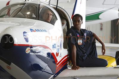 Experience Aviation Graduation Ceremony 2009