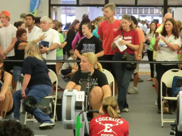 Southern Indoor Sprints 2012
