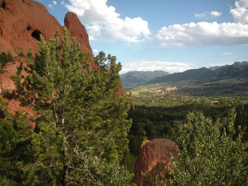 Garden of the Gods, Colorado Springs.