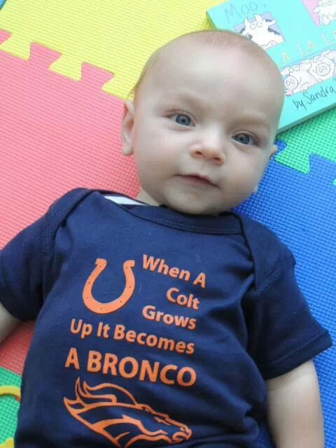 . This is a photo of my grandson, Henry, 6 months. - Ann Brickner