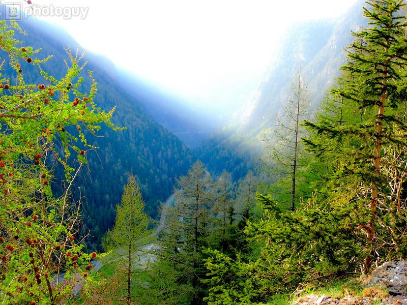 Chamonix-Mont-Blanc - France - 2