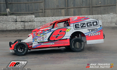 Orange County Fair Speedway Eastern States 200 Qualifying and Sportsman 50 - 10/25/19 - Mike Traverse