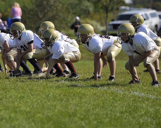 Penn vs. Army (Division 3) 10-8-11