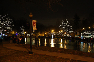 2010 Ohio Staters Light Up the Lake!
