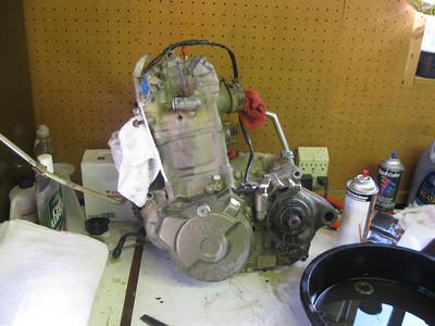 XR650R Rebuild