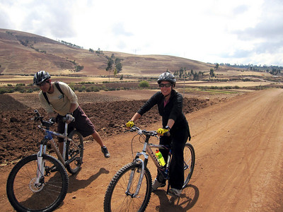 Moras and Moray Mountain Biking
