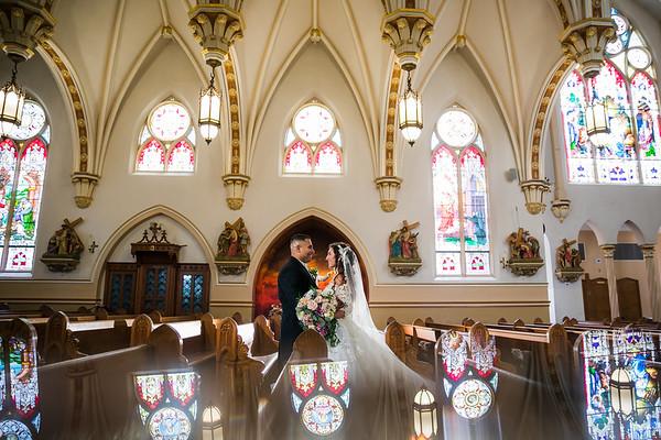 Bella Vista Groves | Fillmore Wedding | Kim and Felipe