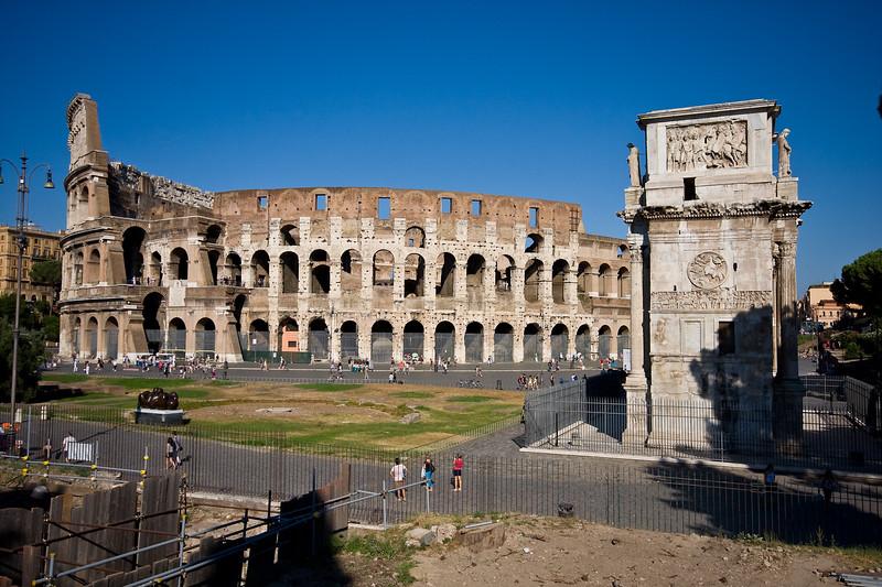Coliseum Closer