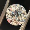 3.46ct Old European Cut Diamond GIA M, VS1 31