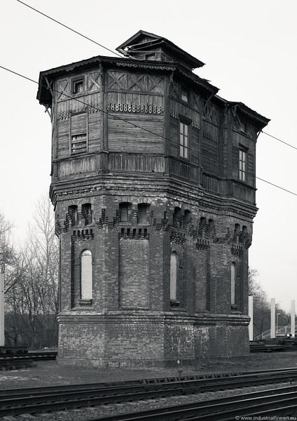 Railroad Water Towers