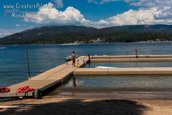 Shaver Lake - Boy Scout Camp Chawanakee