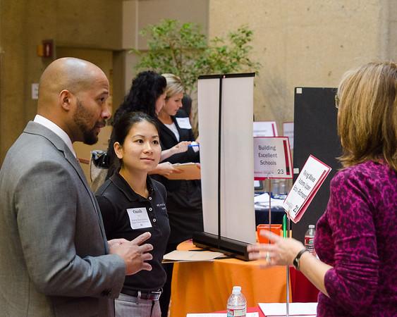 Career Fairs 2013 - EdCareers 1