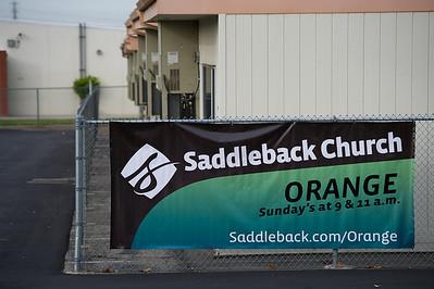 Saddleback @ the Grove