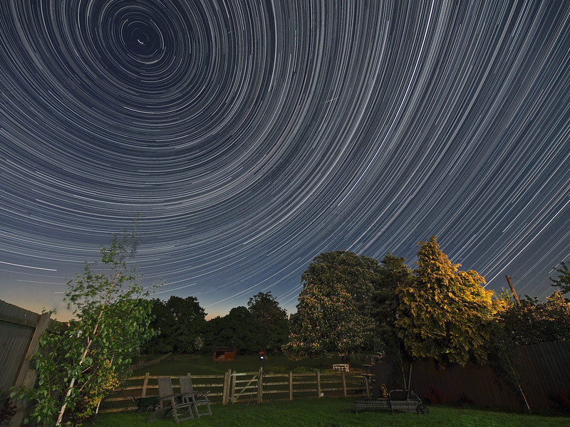 Garden Star Trail