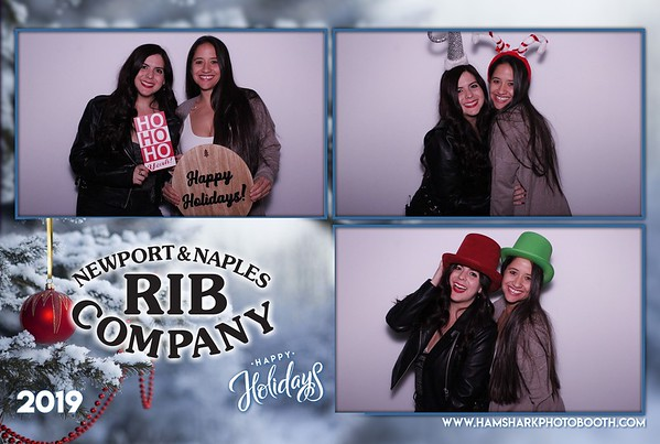 Rib Company Holiday Party 2019