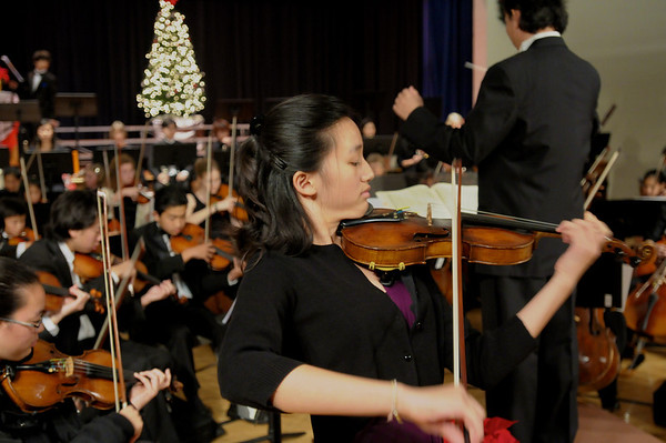 PVRSO Christmas Concert 2010