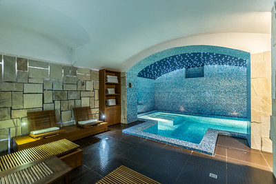 Pool, Fitness Center & SPA