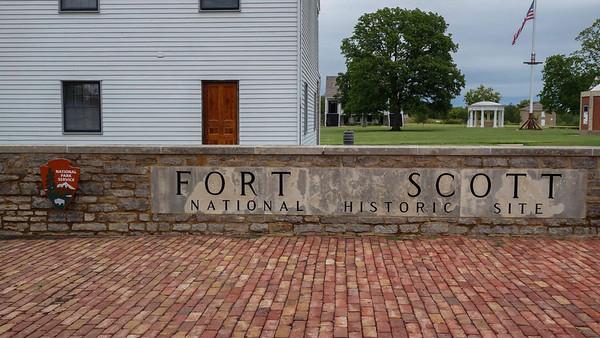 Fort Scott National Historic Site - KS - 090114