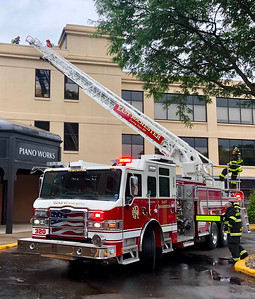 Commercial Building Fire - Commercial Street East Rochester, NY