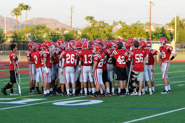 Brophy vs Mountain Pointe
