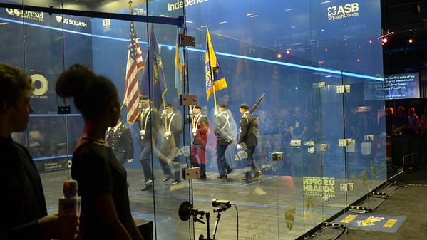US Open 2014 Finals Ceremony