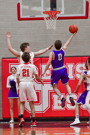 Playoff Game: Arvada West at Regis - February 22