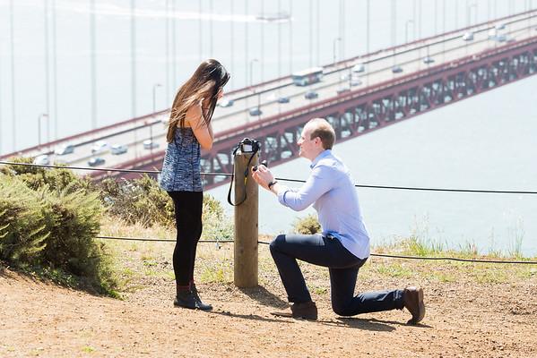 Matt and Jenn Proposal