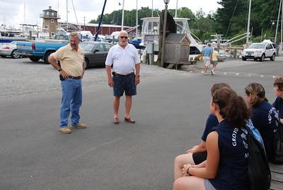 Dauntless Shipyard and Connecticut River Museum