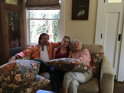 Family Visit with Nanny