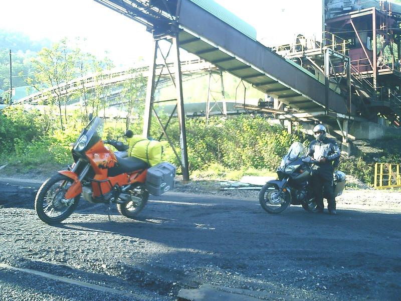 Coal Mine in KY
