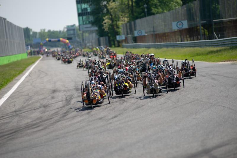 8° Handcycling GP Monza 2018