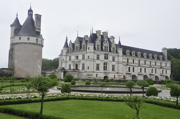 Chateau de Chenonceau, May 2016