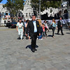 Gibraltar - Sam Bailey tells Minister she wants to Live in Gibraltar - The town walk images