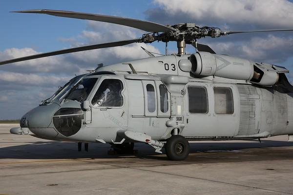 """US Navy MH-60S """"Knighthawk"""", NAS Key West, 21Mar19"""