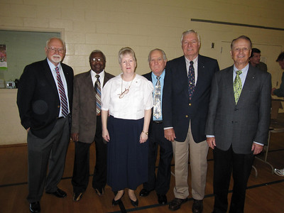 Gideons @ Clarkston International Bible Church, 11.05.08