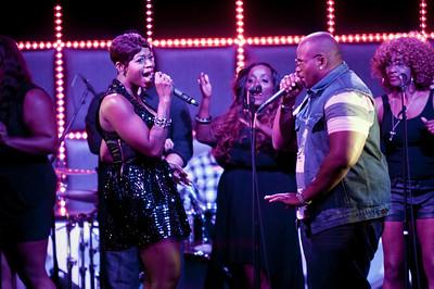 Fantasia Tribute Party @ Label 4-22-13 by Jon Strayhorn